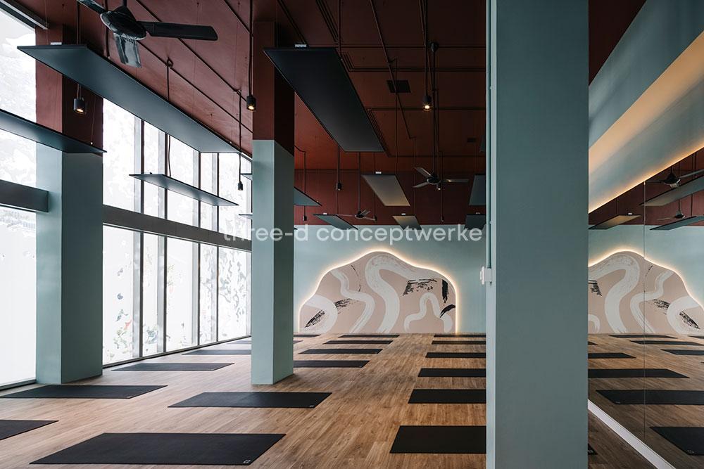 Three-d-Conceptwerke—Yoga-Movement—10