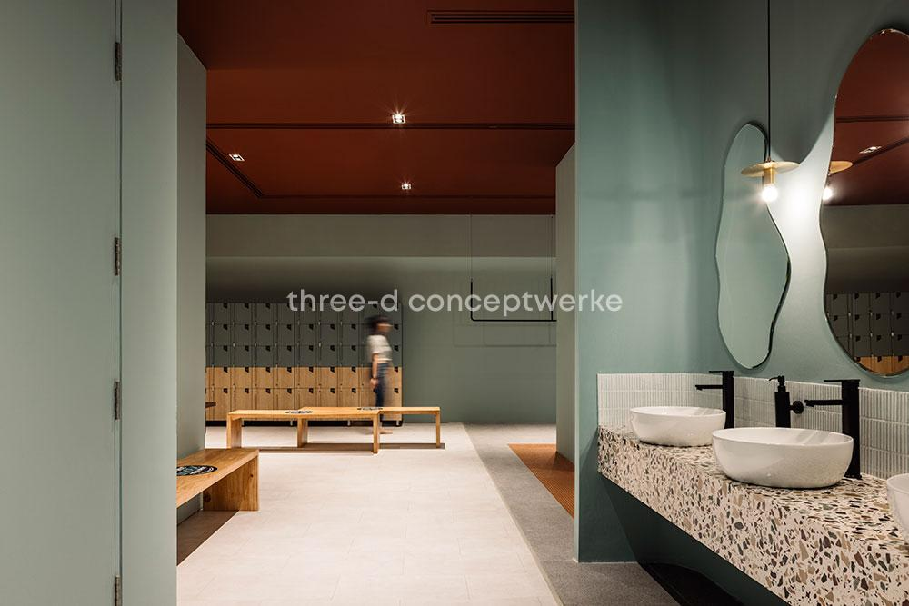 Three-d-Conceptwerke—Yoga-Movement—23